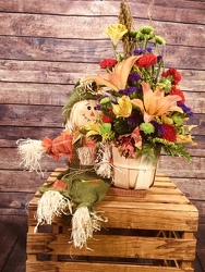 Scarecrow Bouquet from Amy's Flowers and Gifts in Sparks, NV