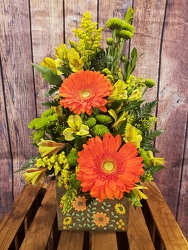 You're Golden Bouquet from Amy's Flowers and Gifts in Sparks, NV