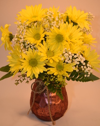 Sunshine Daisy Bouquet from Amy's Flowers and Gifts in Sparks, NV