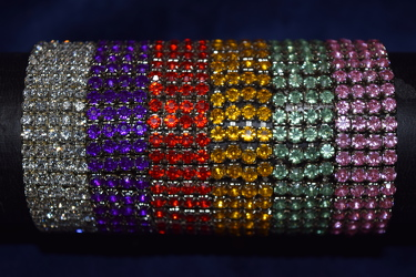 Rhinestone Wristlets from Amy's Flowers and Gifts in Sparks, NV