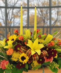 Thanksgiving Centerpiece from Amy's Flowers and Gifts in Sparks, NV