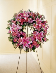We Fondly Remember Wreath from Amy's Flowers and Gifts in Sparks, NV