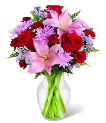 The Irresistible Love Bouquet from Amy's Flowers and Gifts in Sparks, NV