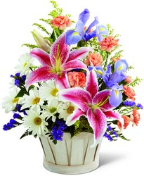 The FTD Wondrous Nature Bouquet from Amy's Flowers and Gifts in Sparks, NV