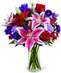 The Stunning Beauty Bouquet from Amy's Flowers and Gifts in Sparks, NV