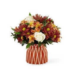 Shades of Autumn Bouquet from Amy's Flowers and Gifts in Sparks, NV