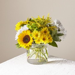 The Hello Sunshine Bouquet from Amy's Flowers and Gifts in Sparks, NV
